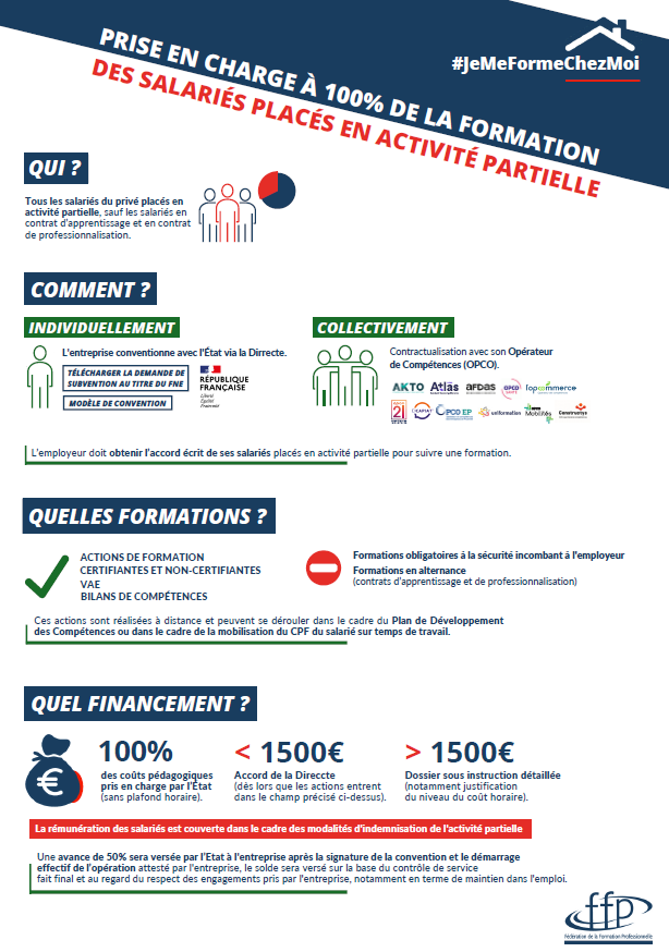 FNE Formation financement formation tourisme